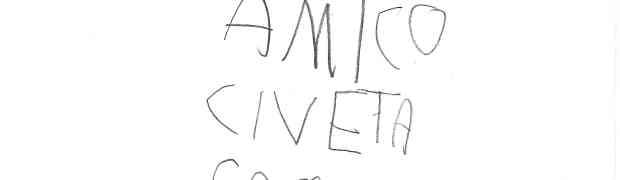 il primo racconto di Andrea