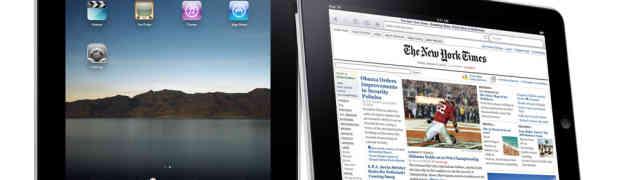 iPad dei miei Steevali